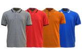 남자 또는 여자 형식에 의하여 뜨개질을 하는 폴로 셔츠