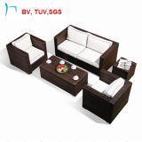 Комплект софы ротанга мебели H-Горячего надувательства напольный Wicker