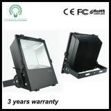 A maioria de projector ao ar livre impermeável popular da luz de inundação 200W do diodo emissor de luz