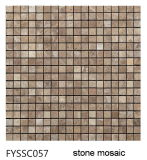 Baumaterial-Marmor-Mosaik der Fußboden-Fliese-300*300 rustikales für Baumaterial (FYSSCO56)