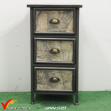 Gabinetes por atacado do quarto do metal do vintage