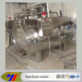 autoclave do aquecimento de 1000L Electruic (retorta)