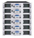 2*800W専門の電力増幅器(LX 8000)のLCD表示