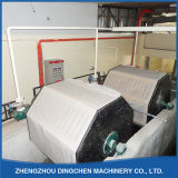 Cadena de producción de alta velocidad respetuosa del medio ambiente y ahorro de energía del papel de tejido
