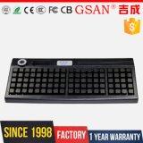 Черная клавиатура таможни клавиатуры мультимедиа клавиатуры