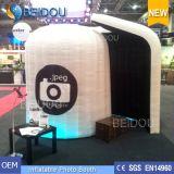 Cabina inflable portable de la foto del shell del recinto del marco de la cabina de la foto de la boda
