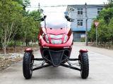 Scooter approuvé de roue des prix trois du gaz 150cc/300cc de l'adulte EPA