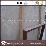高品質のBurdurの磨かれたベージュ大理石の平板