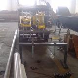 Belüftung-Rohr-Gefäß-Produktions-Maschine mit doppeltem Schraubenzieher