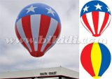 Lampadina Advertizing Inflatable Balloon, Flag Helium Balloon, UAE National Day Balloons, Balloon con Flag