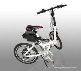 bicyclette 400W se pliante électrique pliant Ebike, 35km/H