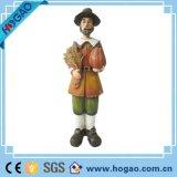 Горячий продавая Figurine украшения Halloween кораблей смолаы Handmade