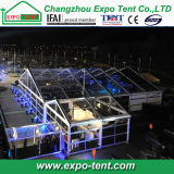 Outdoor Eventsのための大きいTransparent Marquee Wedding Tent