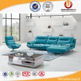 Sofà reale classico del salone 1+2+3 moderni (UL-ZL802A)
