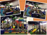 Het nieuwste Stuk speelgoed van de Spelen van het Kind van de Apparatuur van de Speelplaats van Jonge geitjes Grote yl-T063 Grappige