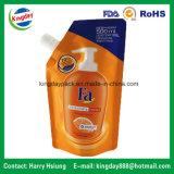 Fastfood- Tülle-Beutel für Wäscherei-Reinigungsmittel-verpackenbeutel