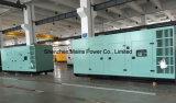 400kVA 320kw Yuchai leiser Dieselgenerator-schalldichter Typ 450kVA