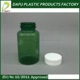 bottiglia della medicina della radura di figura rotonda dell'animale domestico 275ml