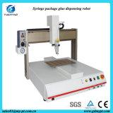 Máquina distribuidora adesiva da resina automática do movimento da linha central do certificado 3 do Ce