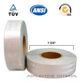 Bande r3fléchissante infrarouge estampée par coutume imperméable à l'eau de PVC et recouvrement r3fléchissant