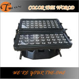 두 배 Head 72X10W RGBW LED Stage Effect Light
