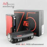 Ecig 2016 새로운 상자 Mod Vt 75W 상자 Mod DNA75 Hcigar Vt75