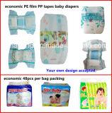 Couches-culottes de bébé de sommeil d'OEM de produits de bébé de contact doux fabriquées en Chine