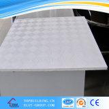 Tuile 603*603*7mm de plafond de gypse stratifiée par PVC
