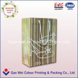 Impression estampée par coutume de sac de papier avec la meilleure impression des prix et de logo dans la qualité fabriquée en Chine