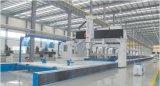 Centre d'usinage de filetage de forage de fraisage de commande numérique par ordinateur pour l'aluminium industriel