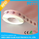 工場価格RFIDは象眼細工か受動RFID Tag/RFIDのラベルをぬらした