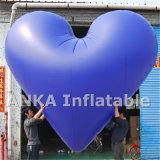 Globo inflable de la dimensión de una variable del corazón de la decoración para la boda