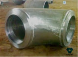 En acier Abouter-Welding Seamless Pipe Fitting Elbow (le vapeur)