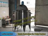 Milch-Pasteurisierung-Geräten-Milch-Stapel-Entkeimer der Molkerei1000liter