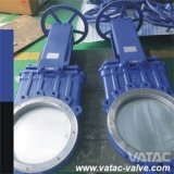 Cialda & Lug Stainless Steel o Cast Iron Electric e Pneumatic Slurry Sluice Knife Gate Valve