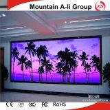 P4 HD polychrome d'intérieur annonçant l'écran d'Afficheur LED