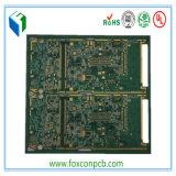 電子デジタル多層Ridig PCBのクローンコミュニケーションPCB