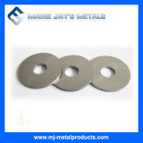 Spazii in bianco cementati del disco del carburo di tungsteno