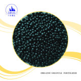 Fertilizante orgânico microbiano com boa qualidade