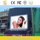 La exhibición de LED al aire libre eficaz más alta P10