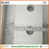 Parte superiore all'ingrosso della pietra del quarzo per vanità/ospitalità della stanza da bagno