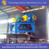Schrott-Gummi bereiten Maschinen-/Gummireifen-Abfallverwertungsanlagen-Preis auf