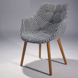 Klassisches Hauptauslegung-Möbel-Wohnzimmer-hölzerner Stuhl