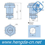 Yh9809 Highquality Zinc Alloy Morrem-Cast Housing e Cylinder Hardware Fitting Apartment Post Cabinet Cam Lock