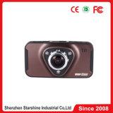 2.7 codec cheio do vídeo da caixa negra H. 264 do carro DVR da polegada HD 1080P