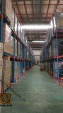 パレットラッキングの棚を通したSanlianの倉庫の記憶駆動機構