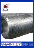 ASTM Standard Galvanized Steel Wire Stranded pour ACSR