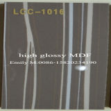 MDF di 9mm-25mm Wooden High Glossy (LCC-1016)