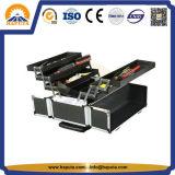 Caso di alluminio di memoria di rotolamento con i cassetti (HB-2510)