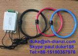 sondes triphasées de courant de Cts de corde de bobine de 3000A 333mv Rogowski